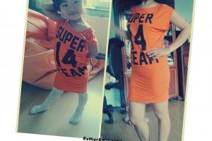 Super trash WK jurk mini wk jurk